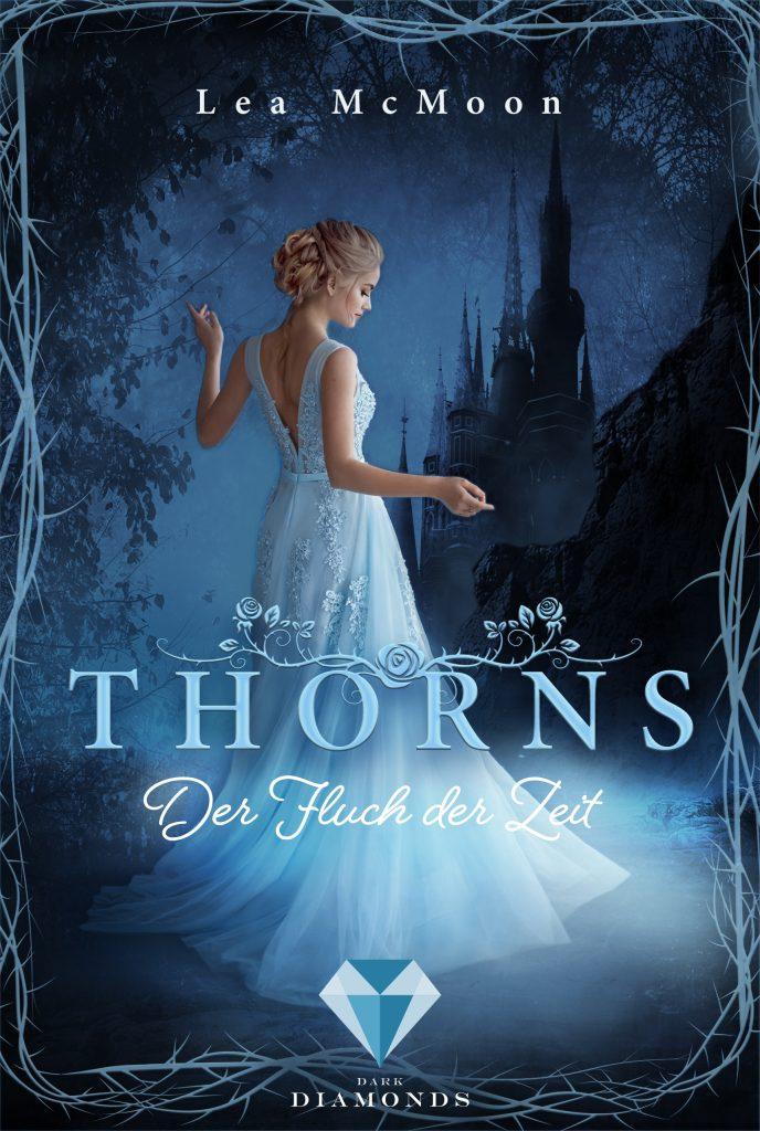 E-Book Cover von Thorns. Der Fluch der Zeit