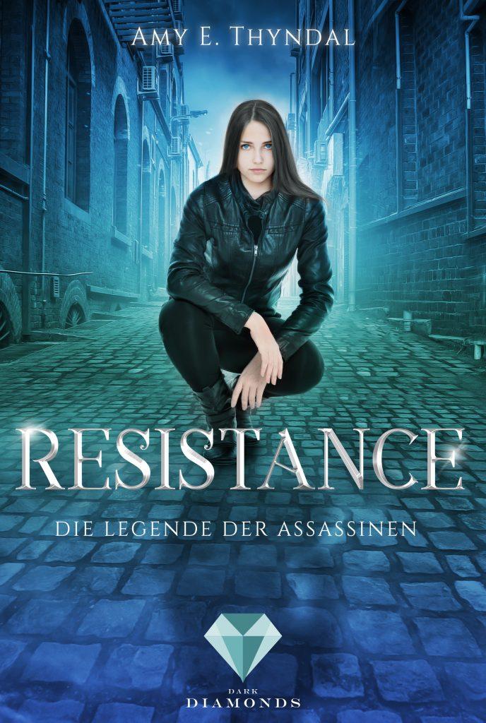 Cover Resistance (Die Legende der Assassinen 2)