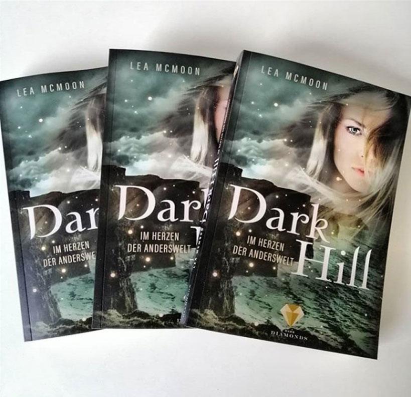 Dark Hill. Im Herzen der Anderswelt auch als Print