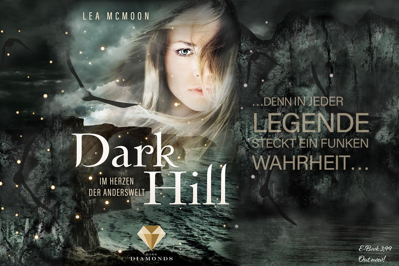 Dark Hill. Im Herzen der Anderswelt Veröffentlichung