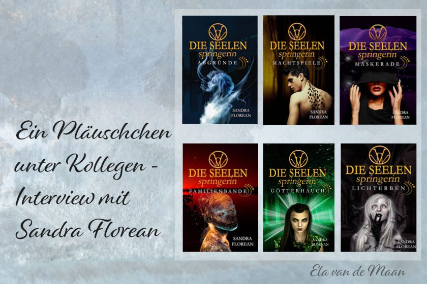 Interview mit Sandra Florean