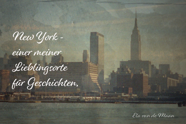 New York Lieblingsort