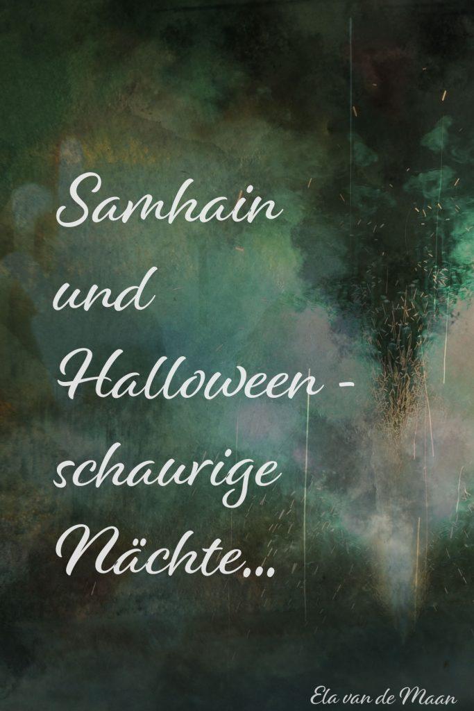 Samhain und Halloween