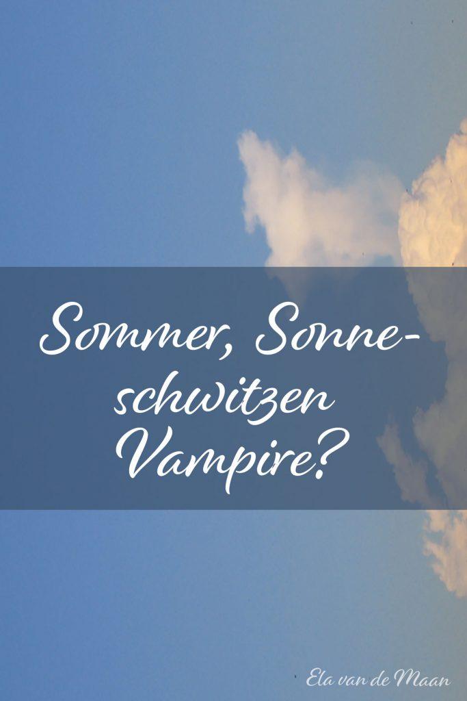 Schwitzen Vampire?