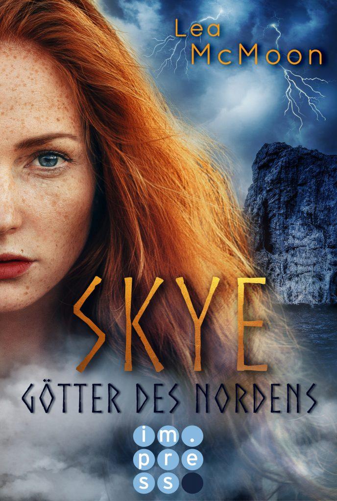 E-Book Cover von Skye. Götter des Nordens